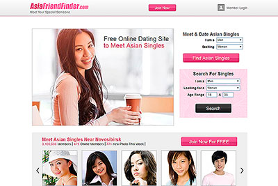 Asia Friend Finder