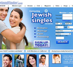 Jewish Friend Finder